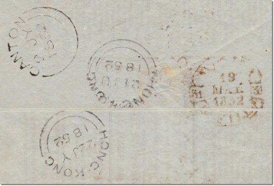 52 - Mar 11 Batavia Cover backstamps - OFF