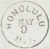 Honolulu 234_62 81 - May 9 backstamp