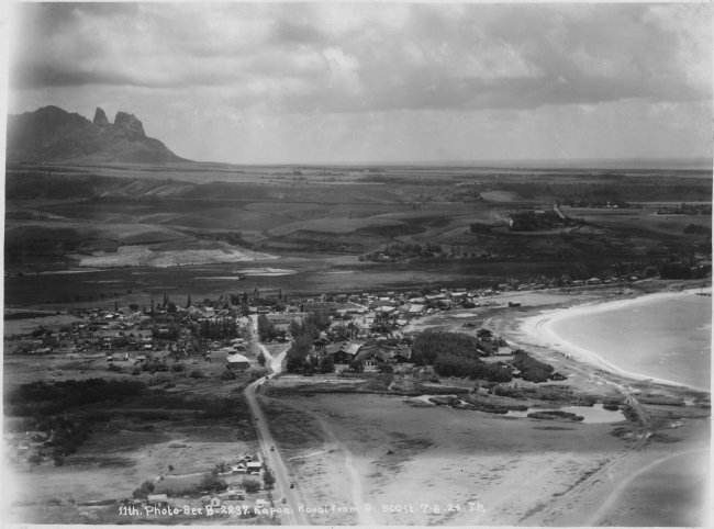 Kapaa early 20th century