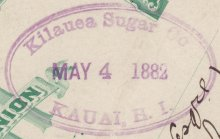 82 - May 4 Kilauea Sugar Co
