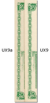 UX9 UX9a height compared